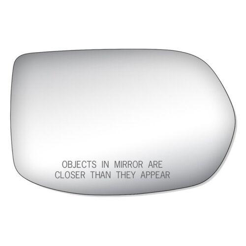 For Honda CR-V 2007-2011 K Source 90217 Passenger Side Mirror Glass Non-Heated