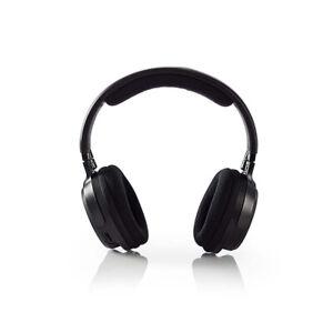 Kabelloser-Funkkopfhoerer-bis-zu-80m-Reichweite-Kopfhoerer-fuer-TV-PC-RADIO-MP3