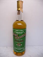 Glen Scotia 12y OB old green label aus den 60er Jahren !!  54% 75cl