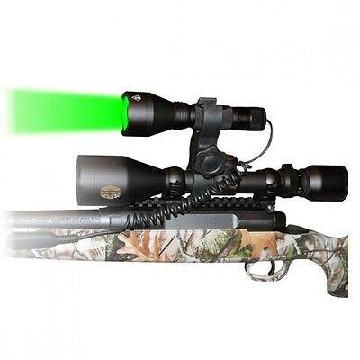F6-G Hog Kit Model Night Eyes Green LED Gun Light Coyote
