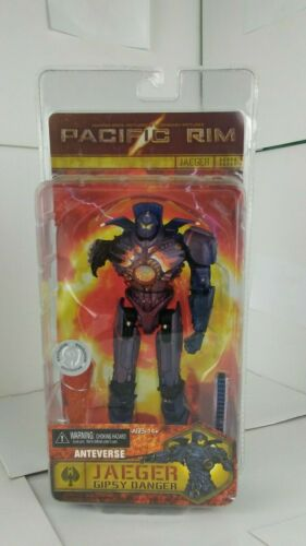 NECA PACIFIC RIM JAEGER GIPSY DANGER ANTEVERSE ACTION FIGURE TOYS R US EXCLUSIVE
