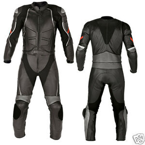 Men-New-Racing-Motorbike-Motorcycle-Racing-Leather-Suit-MST-203-USA-38-40-42