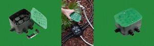 Arrosage Coffret EZY-VALVE ANTELCO 4 Electrovannes 9V prémontées 31ANEZ279V