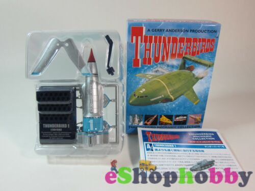 FToys Vol.1 Thunderbird Mechanic Collection 1350 Scale THNDERBIRD 1 #A