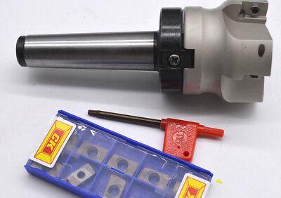 BAP400R-63-22-4F Indexable milling cutter cnc tool 10pcs APMT1604PDER-H2 1125