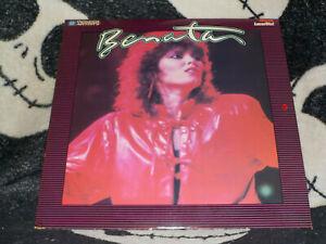 Pat-Benatar-Laserdisc-15-Tracce-Chiaro-Is-per-Bambini-Fuoco-e-Ghiaccio