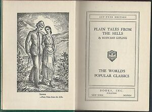 Plain Tales From the Hills (1886