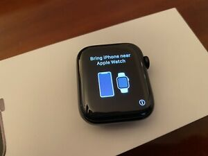 Apple-Watch-44m-Series-4-Stainless-Steel-WiFi-GPS-LTE-cellular-w-Sport-Band