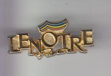 RARE PINS PIN'S .. BEAUTE PARFUM PERFUME MODE LUXE FLEUR LENOTRE PARIS 3D OR~C5