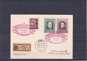 Ö 1947 RECO Karte mit Sonderstempel Briefmarkenmesse Wien ANSEHEN - Graz, Österreich - Kunden, die als Verbraucher anzusehen sind, können von einem Fernabsatzvertrag oder einem außerhalb von Geschäftsräumen geschlossenen Vertrag binnen 14 Tagen ohne Angabe von Gründen zurücktreten. Die Belehrung über die Vorausset - Graz, Österreich