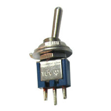 Sub Min. SPDT Toggle Switch ON/ON Pack of 2 SM102