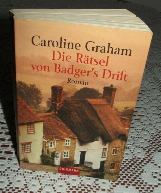 Die Rätsel von Badger's Drift-Krimi  von Caroline Graham  Taschenbuch  2000