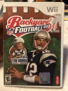 Backyard Football '09 (Nintendo Wii, 2008) | eBay