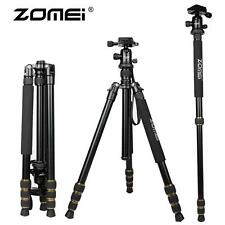 Professional  SLR Camera Tripods Magnesium alloy Light Weight Monnopd Ball Head