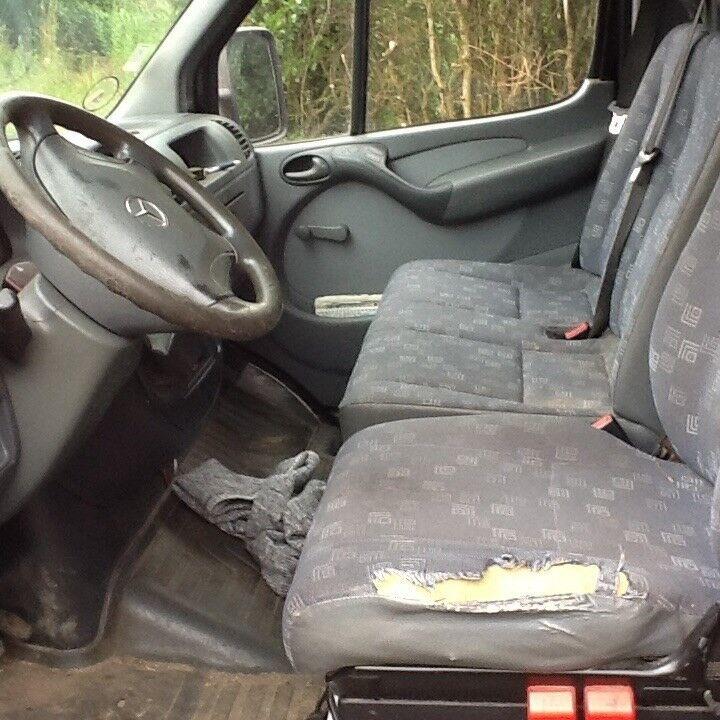 Mercedes Sprinter 316 R2 - Ikke kørende, Står...