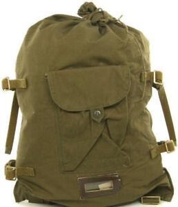 Genuine-Soviet-Russian-Army-Military-Canvas-Bag-Backpack-Veshmeshok-USSR