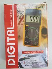 Dt9205a Electrician High Precision Digital Multimeter Universal Meter