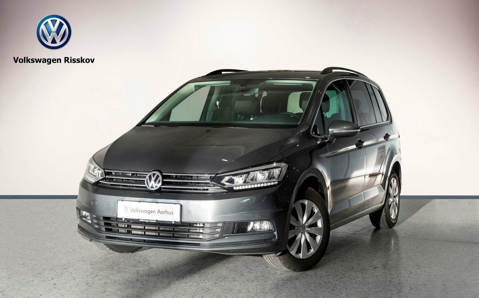 VW Touran 1,4 TSi 150 Comfortline DSG BMT 7p 5d - 339.500 kr.
