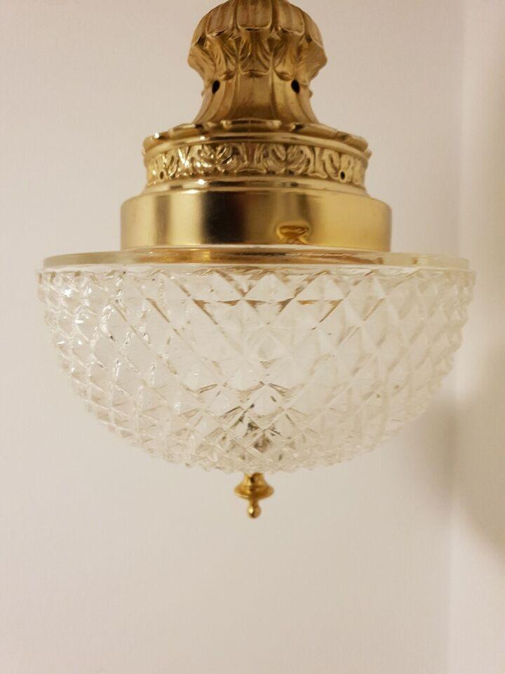 Anden loftslampe