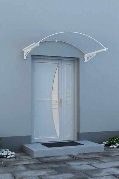 Vordach ANGEL 1,70x1,20m Haustürdach Türdach Vordächer Überdachung