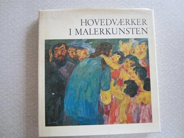 Hovedværker i Malerkunsten, Sir John Rothenstein , genre: