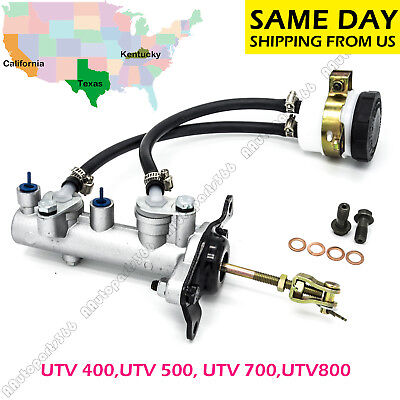 Master Cylinder Brake Pump Fit MSU800 UTV800 UTV700 UTV500 HiSun Massimo