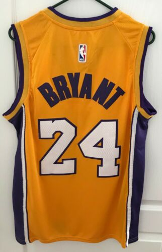 Buy Kobe Bryant Jersey #24 Men's Size Small - XXL - Pick a Color ...