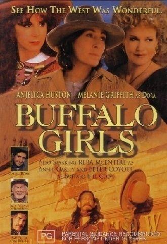 1 of 1 - BUFFALO GIRLS    Region 4 AUSTRALIAN DVD  Anjelica Huston, Melanie Griffith