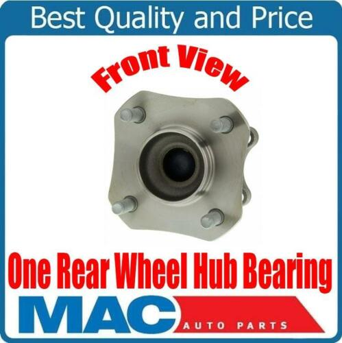 100/% One Rear Wheel Hub Bearing for Nissan Sentra WITHOUT ABS 2.0L 2007-2012