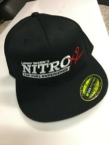 LARRY-DIXON-NITROX2-TOP-FUEL-EXPERIENCE-NOT-NHRA-210-Flexfit-Hat-NEW-7-1-4-7-5-8