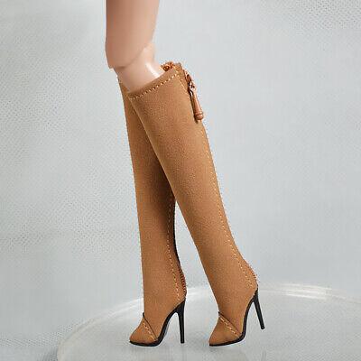 Boots shoes for Fashion royalty FR2 Nu Face 2 poppy parker obitsu 23 27 7FR2-62
