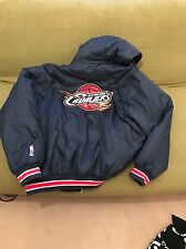 Champion Nba Cavaliers Jacket Large Puffer Puffa