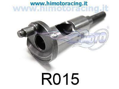 Importato Dall'Estero R015 Albero Motore Per Motore A Scoppio Vertex .18 Da 3cc Crank Shaft Vtx Himoto