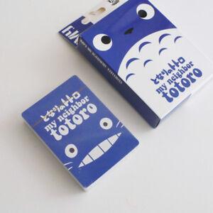 Anime-My-Neighbor-Totoro-Poker-Card-Sprited-Away-Playing-Card