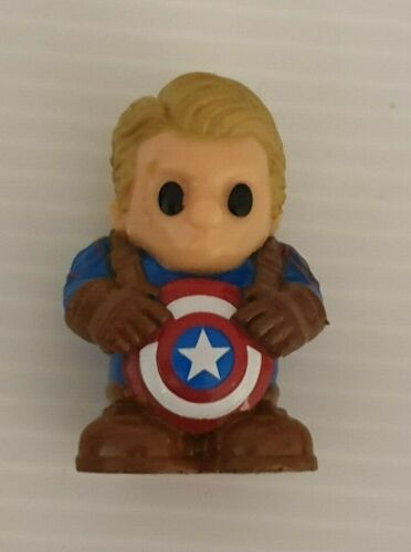 Marvel Ooshies Series 1 XL Pencil Toppers Captain America Free Postage