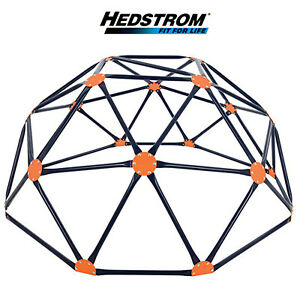 Hedstrom-Dome-Climber-Climbing-Frame-Outdoor-Play-Games-Sports-Fun-Ages-3Yrs