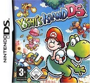 Nintendo-DS-juego-Yoshi-039-s-Island-DS-modulo