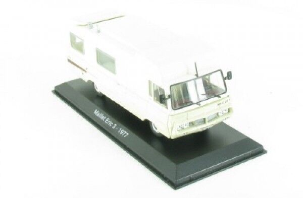 1 43 IXO PEUGEOT Maillet Eric 3 1977 camping car 5