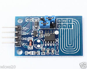 capacitive capacitance touch switch led dimmer pwm control module image is loading capacitive capacitance touch switch led dimmer pwm control