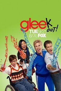 Glee A3 Promo Poster T628
