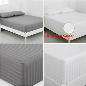DEEP-FITTED-SHEET-EGYPTIAN-COTTON-600-THREAD-COUNT-BED-SHEETS-DOUBLE-SUPER-KING