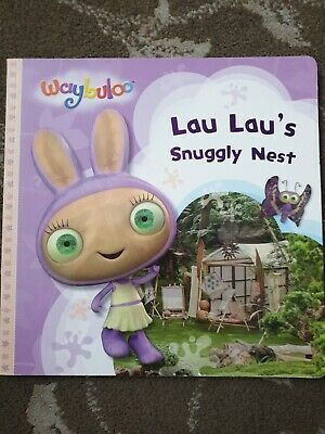 Waybuloo Lau Lau S Snuggly Nest Book Kids Ebay