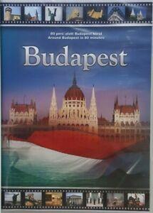 Ungherese Budapest DVD-intorno a Budapest in 80 minuti narrazione in 7 lingue