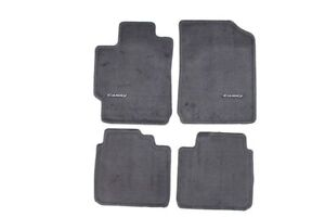 Image Is Loading Genuine Toyota 2007 2017 Camry Ash Gray Carpet