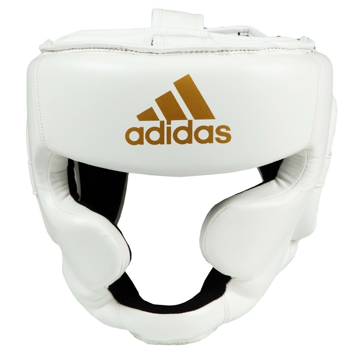 Adidas Boxing FLX Full Face Head Guard, MMA, Muay Thai, White