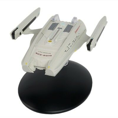 Star Trek USS Jenolan NCC-2010 Model with Magazine #104 by Eaglemoss