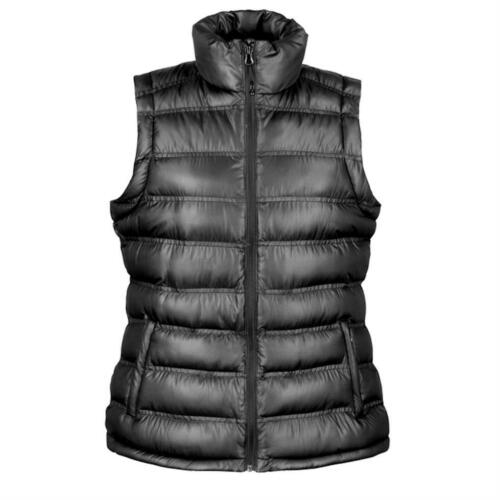 Ladies Contemporary Fit Lightweight Padded Gilet Vest Bodywarmer