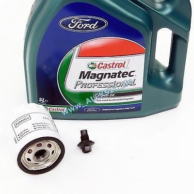 (6,90€/l) Ford Inspektions- / Ölservice Satz Kit Ford 1.0 Ecoboost Motoren *neu* Wir Nehmen Kunden Als Unsere GöTter