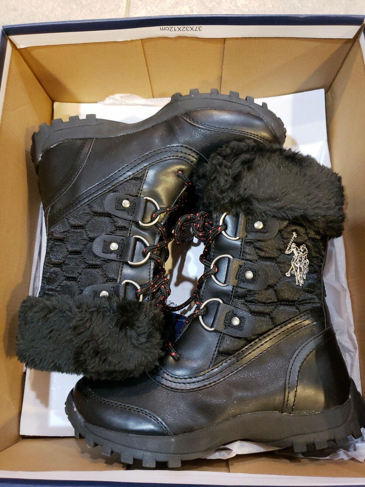 Artic Fashion Boot Black