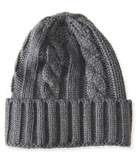 AERO AEROPOSTALE Mens logo Knit Winter Hat Beanie Cap Ski Toque -Multiple Styles